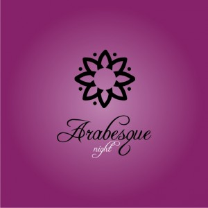 Logo identity Arabesque