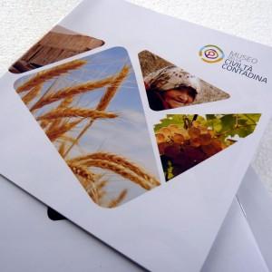 Brochure Museo della Civiltà Contadina di Moio della Civitella