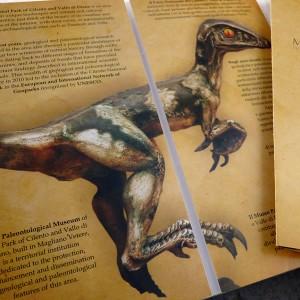 Brochure Museo Paleontologico di Magliano Vetere