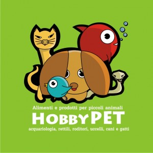 Logo identity Hobby Pet