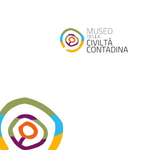 Logo identity Museo della Civiltà Contadina di Moio della Civitella