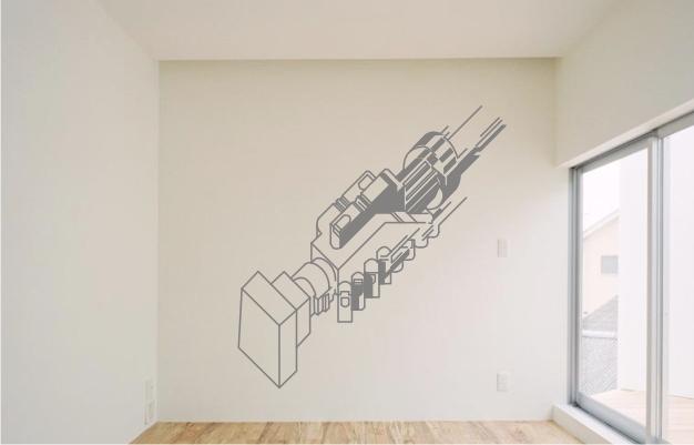 """""""Wall art decor"""". Le pareti che prendono vita"""