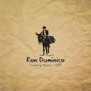 Logo identity Ron Duminico