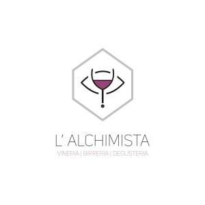 Logo identity L'Alchimista