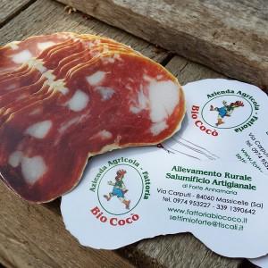 Biglietti da visita Azienda Biococò