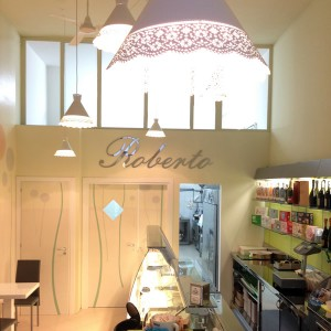 Restyling Pasticceria Roberto