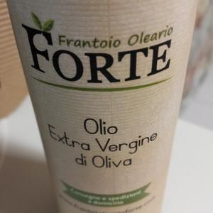 Etichette Frantoio Oleario Forte