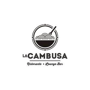 Logo identity La Cambusa