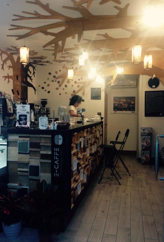 E-Caffè concept bar Agropoli